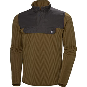Helly Hansen Lillo Sweater Herrer, cedar brown